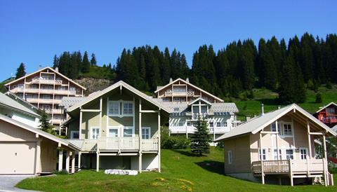 Autovakantie Hameau de Flaine in Flaine (Franse Alpen, Frankrijk)