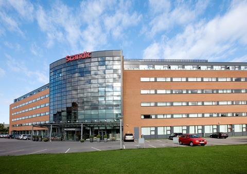 Scandic Sydhavnen stedentrip met TUI