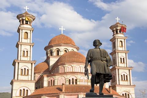 12 daagse rondreis Noord Macedonië Albanië