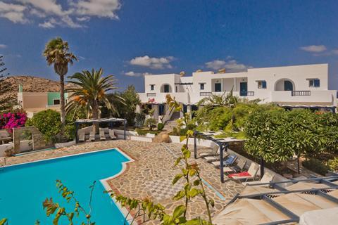Popi Studios Griekenland Karpathos Arkassa sfeerfoto 4