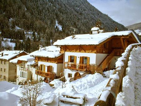Korting skivakantie Dolomieten ⛷️Residence Arnica