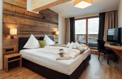 Korting wintersport Oberinntal ⛷️Alpenjuwel Residenz