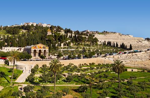 Christelijke reis 8 daagse vliegreis Israël