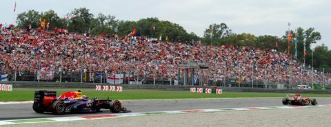 Albavilla - Formule 1