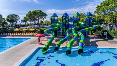 TOP DEAL vakantie Veneto 🚗️Camping Village Garden Paradiso - Gustocamp