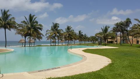 Coral Beach Resort Gambia West Gambia Brufut sfeerfoto 3