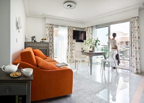Résidence & Spa CGH La Villa Romana Frankrijk Côte d'Azur Fréjus sfeerfoto 4