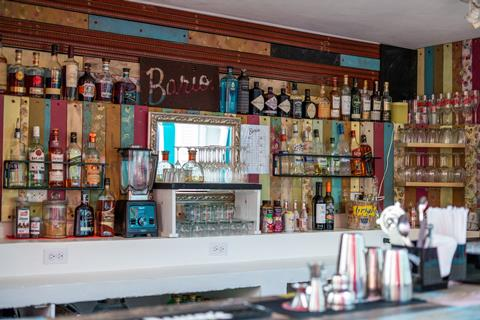 Bario Hotel Curaçao Curaçao Willemstad sfeerfoto 3