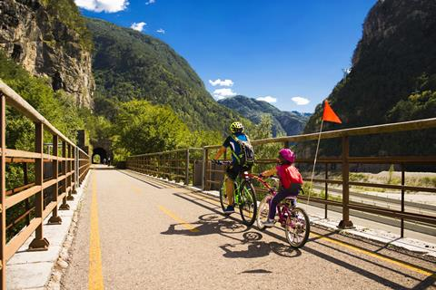 10-daagse rondreis Op de fiets Italië verkennen