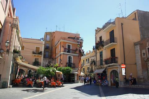 12-daagse rondreis Sicilië Compleet - Palermo