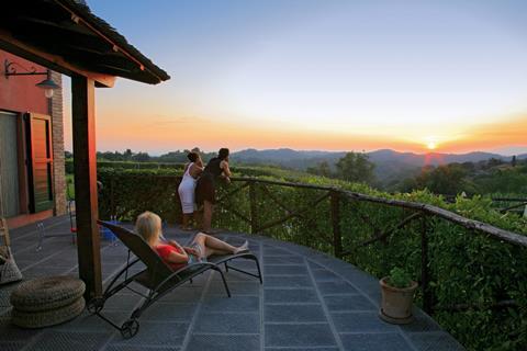 Borgo di Colleoli Italië Toscane Palaia sfeerfoto 2