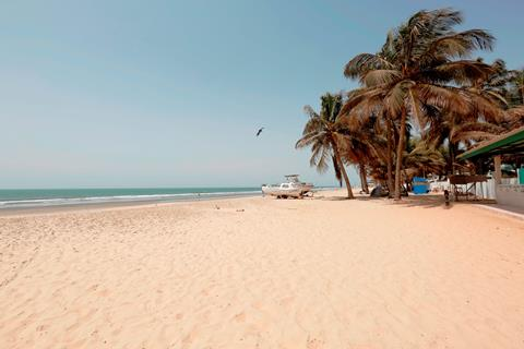 Bungalow Beach Gambia West Gambia Kotu sfeerfoto 1