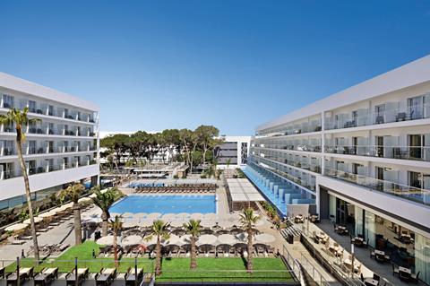 RIU Playa Park Spanje Balearen Playa de Palma  sfeerfoto groot