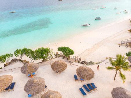 Sandies Baobab Beach Tanzania Zanzibar Nungwi sfeerfoto 1