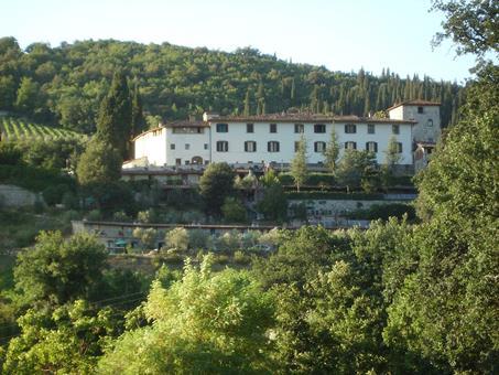 Wijnboerderij di Castiglionchio