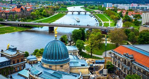 9-daagse fietsreis Elbe Dresden - Magdeburg
