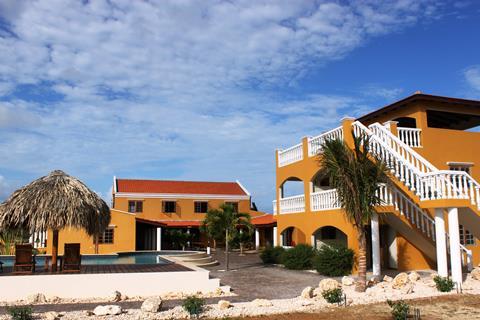 Wanapa Lodge Bonaire Bonaire Lac Bay sfeerfoto 4