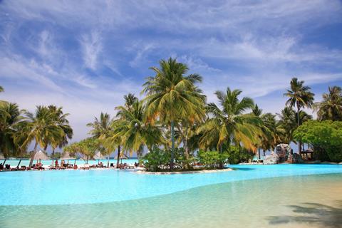 Goedkope meivakantie Malediven - Sun Island Resort