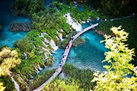 8-daagse familierondreis Kroatië