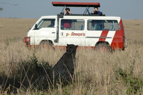 9-daagse safari Shimba Hills Kenia   sfeerfoto 4