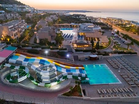 Grand Hotel Resort Griekenland Kreta Chersonissos sfeerfoto 1