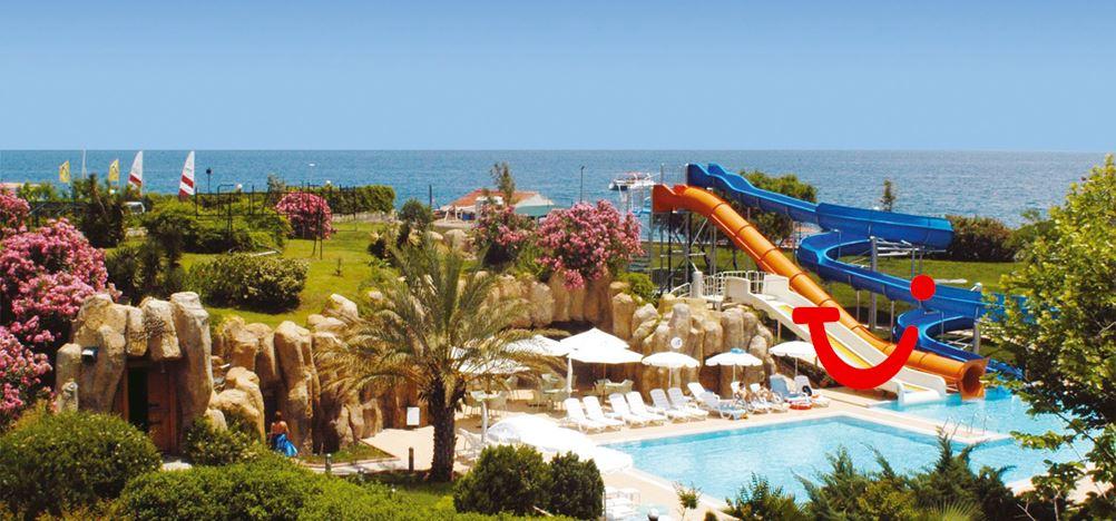 Queen 39 s park le jardin resort hotel kemer turkije tui for Jardin resort