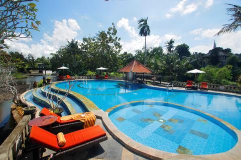 Santi Mandala Resort & Spa Indonesië Bali Ubud sfeerfoto 1