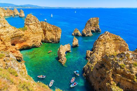 Sfeerimpressie 14-daagse fly-drive Natuur van Alentejo & Algarve