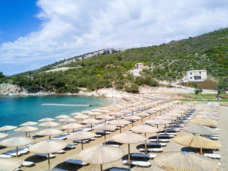 Thassos Grand Resort Griekenland Thassos Agios Ioannis sfeerfoto 2