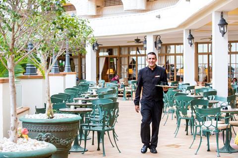 RIU Palace Tres Islas Spanje Canarische Eilanden Corralejo sfeerfoto 3
