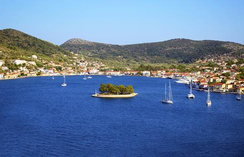 8-daagse wandelreis Kefalonia & Ithaka Griekenland   sfeerfoto 1