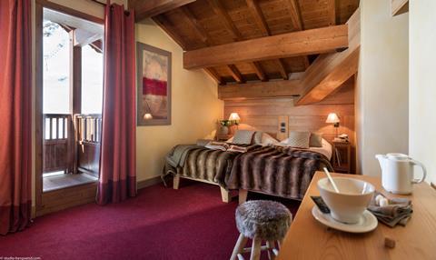 Korting skivakantie Franse Alpen ⛷️Chalet Montana Airelles