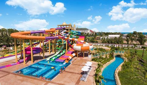 All inclusive herfstvakantie Turkse Rivièra - Delphin BE Grand Resort