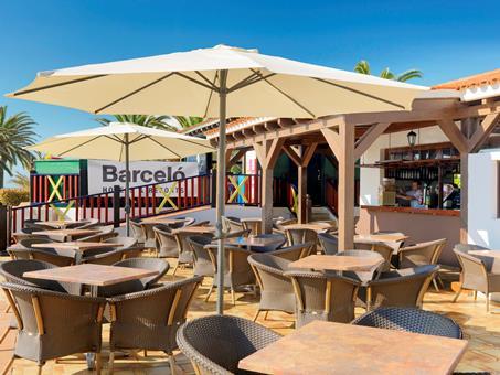 Barceló Castillo Beach Resort Spanje Canarische Eilanden Caleta de Fuste sfeerfoto 3