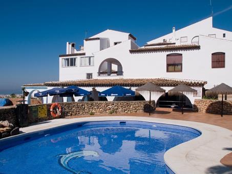 Capistrano Village Spanje Andalusië Nerja sfeerfoto 3