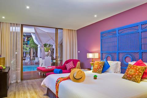 Burasari Phuket Resort Thailand Phuket Patong Beach sfeerfoto 4