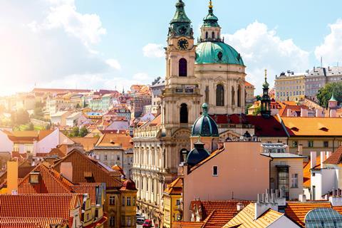8 daagse fietsreis Praag Dresden