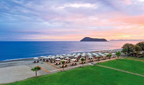 Minoa Palace Beach Resort & Spa Griekenland Kreta Platanias sfeerfoto 2