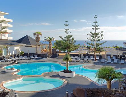 H10 Taburiente Playa Spanje Canarische Eilanden Los Cancajos sfeerfoto 1