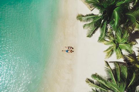 Paradise Cove Boutique Hotel Mauritius Noordkust Anse la Raie sfeerfoto 1