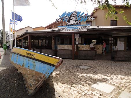 Porto Antigo Kaapverdië Sal Santa Maria sfeerfoto 4