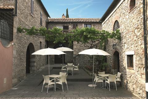 Pian dei Mucini Resort Italië Toscane Massa Marittima sfeerfoto 4