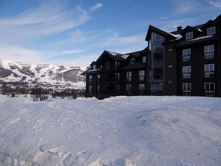 Last minute autovakantie Skigebied Geilo 🚗️Vestlia Resort