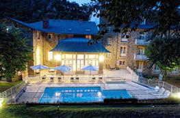 Hotel Mercure Les Bains Romains