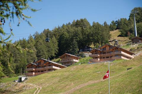 Wintersport Alpvision Residences in Veysonnaz (Wallis, Zwitserland)