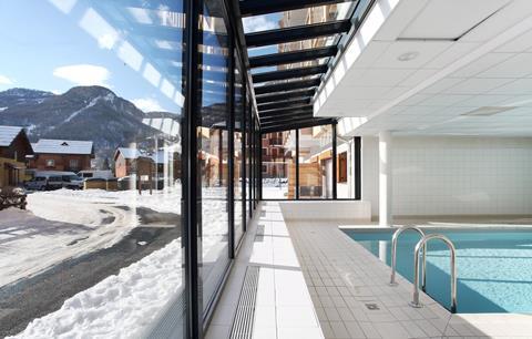 Korting skivakantie Franse Alpen ⛷️Odalys Aquisana