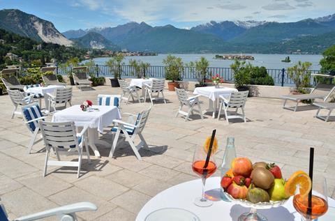 Royal Italië Lago Maggiore Stresa sfeerfoto 2