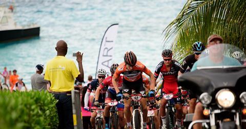 Oasis Parcs Coral Estate Wielrennen