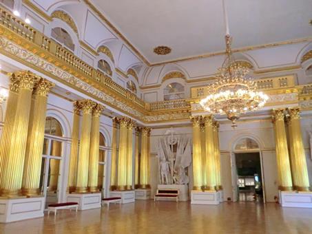 5-daagse rondreis Magistraal St. Petersburg