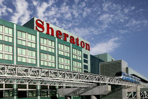 Sheraton Gateway Toronto Airport